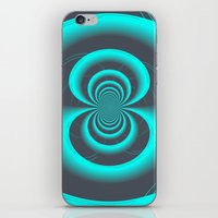 inception iPhone & iPod Skins featuring Inception by Angela Pesic