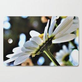 Flower No 4 Cutting Board