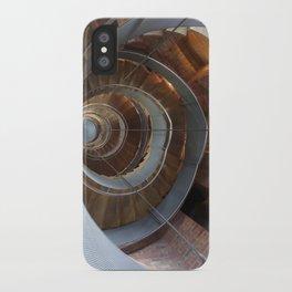 Mackintosh Building iPhone Case