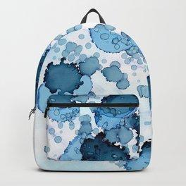 Underwater Dreams | Ink Splash Backpack