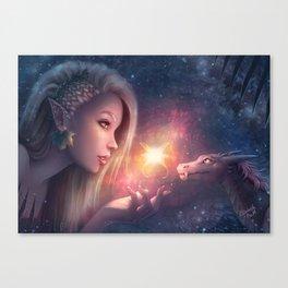 Fairy Wonders Canvas Print