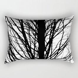 Branches 5 Rectangular Pillow