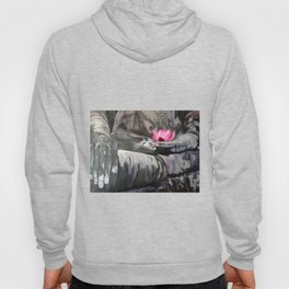 I love the smell of my palm in the morning-Apocalypse now. Homage to F.Ford Coppola Hoody