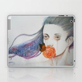 Fear of falling in love Laptop & iPad Skin