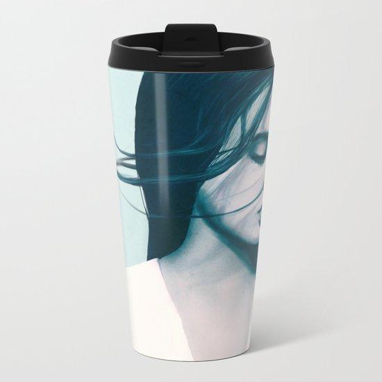 Sugar Metal Travel Mug