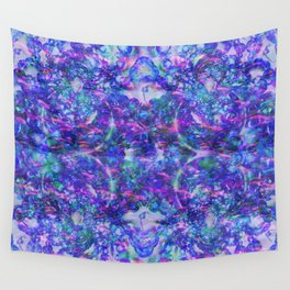 Jewels of the Ocean by surrealpete Wall Tapestry