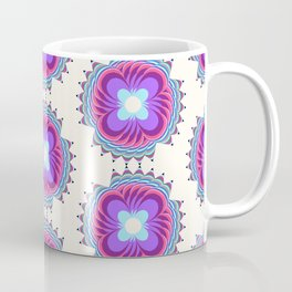 29 E=Flowere Coffee Mug