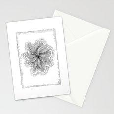 Jellyfish Star I B&W Stationery Cards