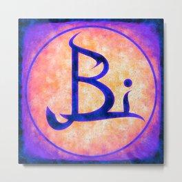 JBI - 55 Metal Print