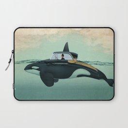 The Turnpike Cruiser of the sea Laptop Sleeve