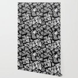 Campfire wood II Wallpaper