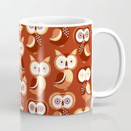 Owls, pygmy owls Coffee Mug