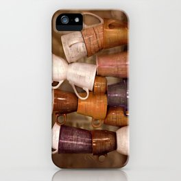 Cafehouse (without windows) iPhone Case
