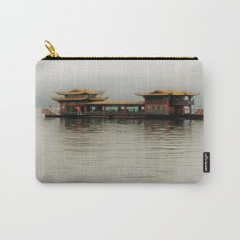 shiping in the mist Carry-All Pouch