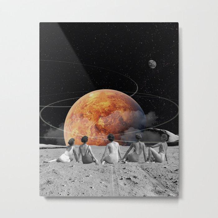 Venus Beach Metal Print