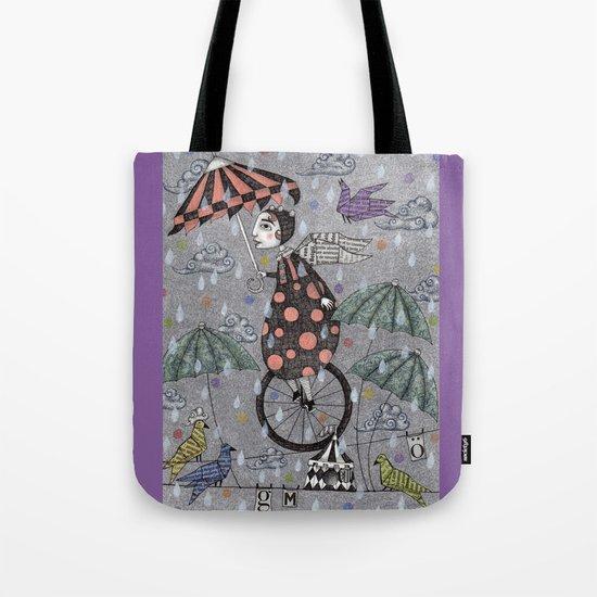 Rainbirds Tote Bag