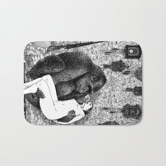 asc 686 - La pitié (Time is out of joint) Bath Mat