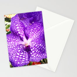 Moth Orchid Stationery Cards