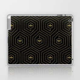 Honeycomb Home Laptop & iPad Skin