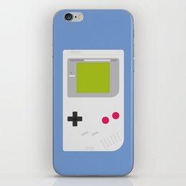 #54 Gameboy iPhone Skin