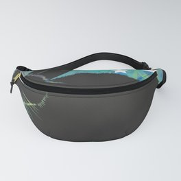 The Black Bunny Fanny Pack