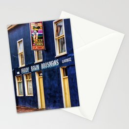 Paddy Bawn Brosnans Bar in Dingle Stationery Cards