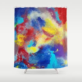 Bring Me Back by Nadia J Art Shower Curtain