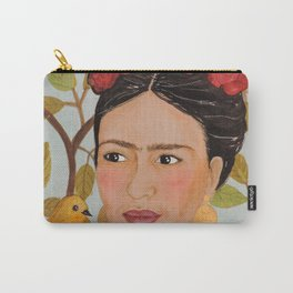 viva Frida Carry-All Pouch