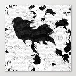 FISH PARADISE Canvas Print