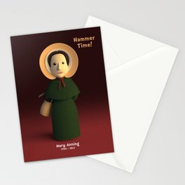 Mary Anning Stationery Cards