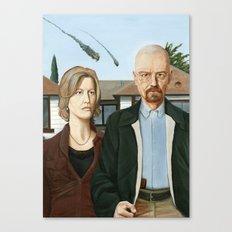 The Heisenbergs Canvas Print