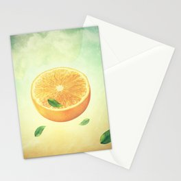 The Orange Conspiracy Stationery Cards