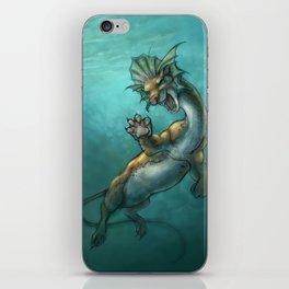 Oddity - Fantasy Sea Beast iPhone Skin