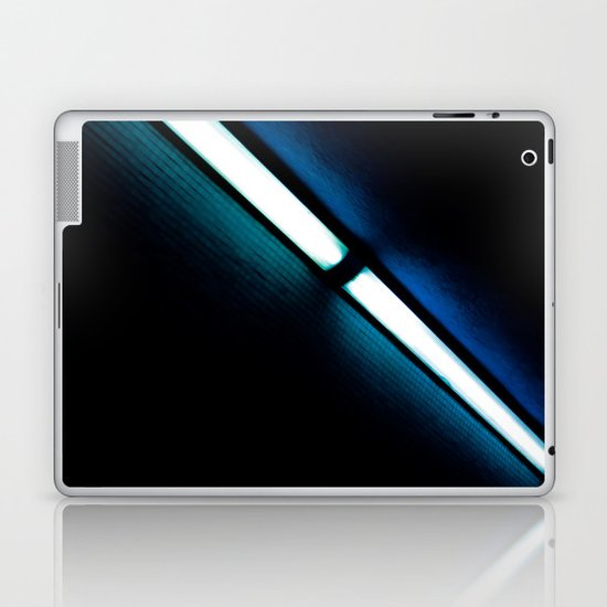 Aqua Wöösh Laptop & iPad Skin