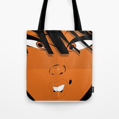 Pop 01 Close - Colour Poster Edition Tote Bag