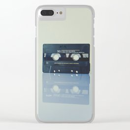 Tape Clear iPhone Case