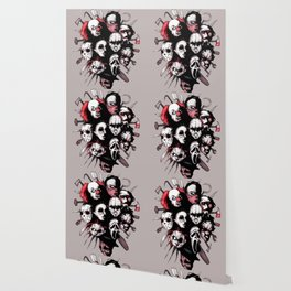 Horror Heroes Wallpaper