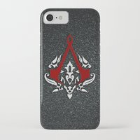 assassins creed iPhone & iPod Cases featuring Creed Assassins  by neutrone