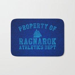 Vikings Property of Ragnarok Athletics Bath Mat