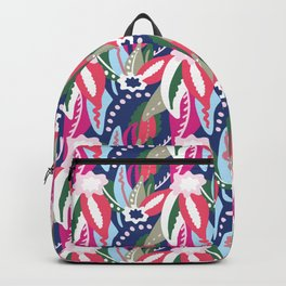 From The Tropics - Pinks Backpack