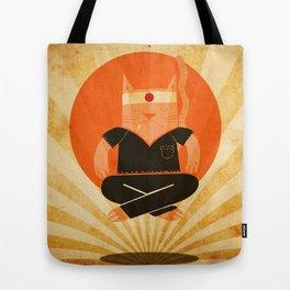 Meditation Levitation Tote Bag