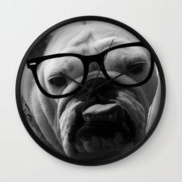 Hipster Matilda Wall Clock