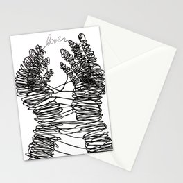 Alone in Kyoto Stationery Cards