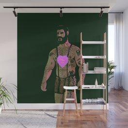 Octobear (love alternative) Wall Mural