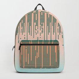 Desert Diamond Drip Backpack