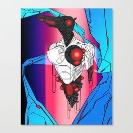 ULTRACRASH 5 Canvas Print