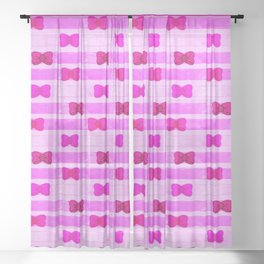 Bow for Mini Mouse Sheer Curtain