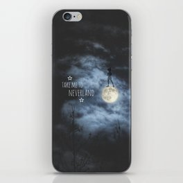 Away From All Of Reality iPhone Skin