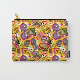 Graffiti texture Carry-All Pouch