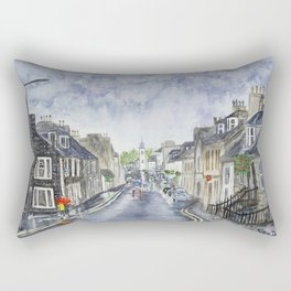 Newton Stewart Rectangular Pillow